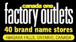 Canada One Factory Outlets logo