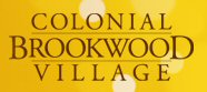 Colonial Brookwood Village logo