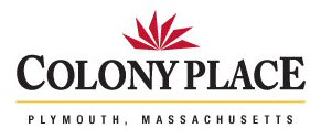 Colony Place at Plymouth logo