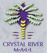Crystal River Mall logo