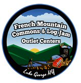 French Mountain Commons & Log Jam Outlet Centers logo