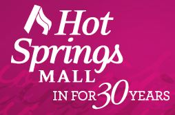 Hot Springs Mall logo