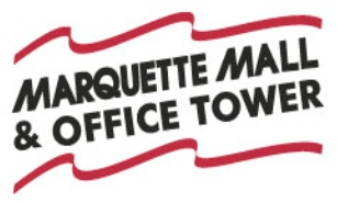 Marquette Mall and Office Tower logo