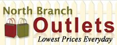 North Branch Outlets logo