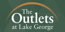 The Outlets at Lake George logo