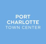Port Charlotte Town Center logo