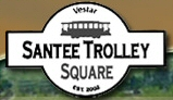 Santee Trolley Square logo