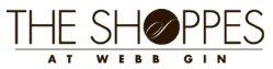 The Shoppes at Webb Gin logo